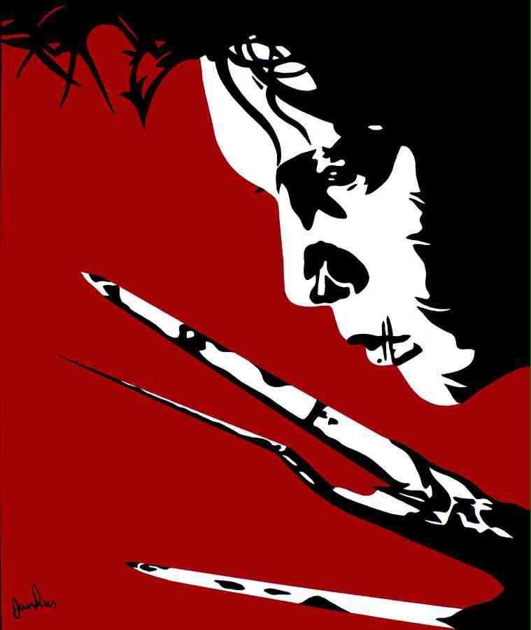 Johnny Depp by iankingart